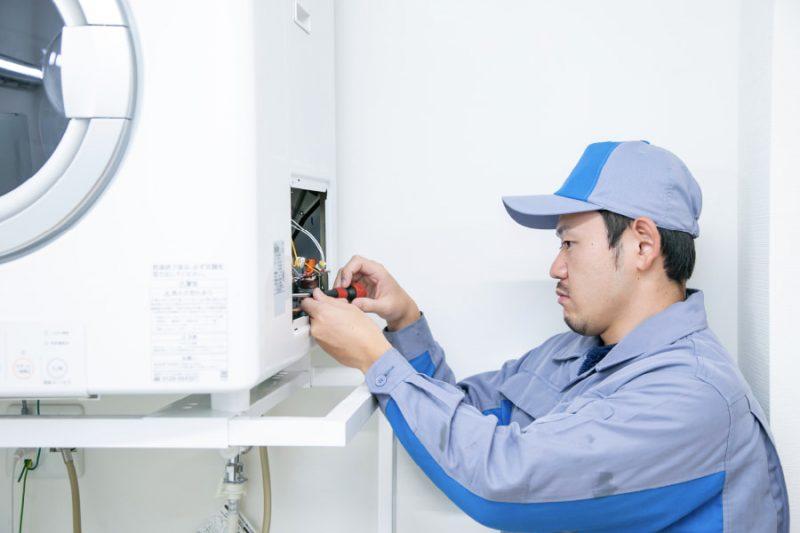 ガス機器工事・メンテナンス