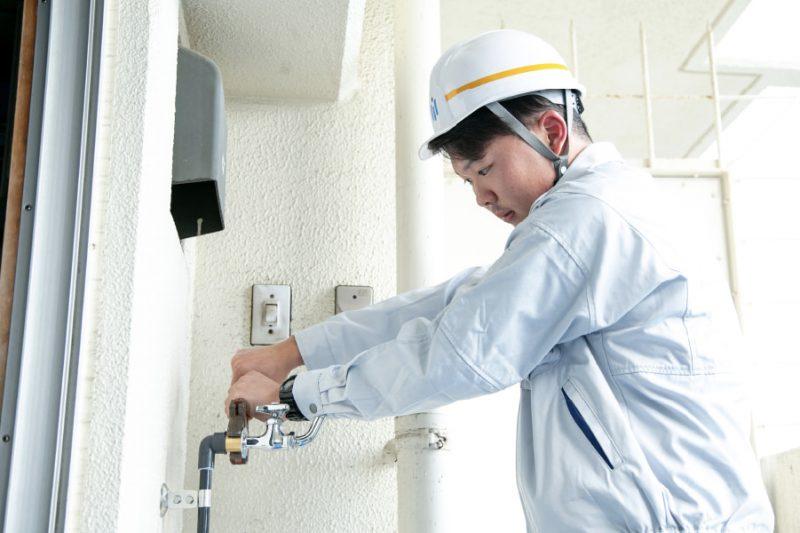 空調・給排水工事